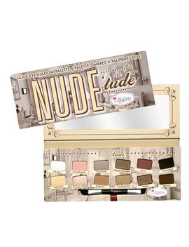 nudetude-eyeshadow-palette by the-balm