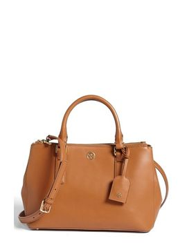 robinson---mini-double-zip-tote by tory-burch