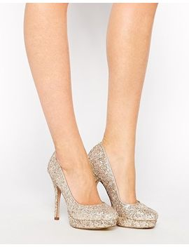 new-look-swept-gold-heeled-court-shoes by new-look