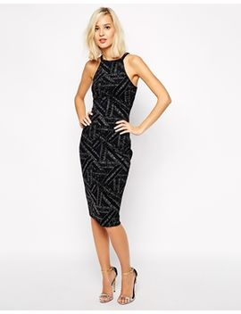 river-island-glitter-body-conscious-dress by river-island