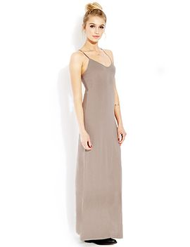 minimalist-maxi-dress by forever-21