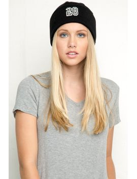 28-embroidery-beanie by brandy-melville