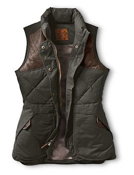 womens-1936-skyliner-model-hunting-vest by eddie-bauer