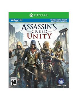 assassins-creed:-unity-walmart-exclusive-(xbox-one) by ubisoft