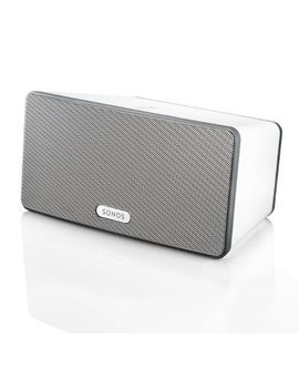 sonos-play:1-compact-wireless-speaker-for-streaming-music-works-with-alexa-(black) by sonos