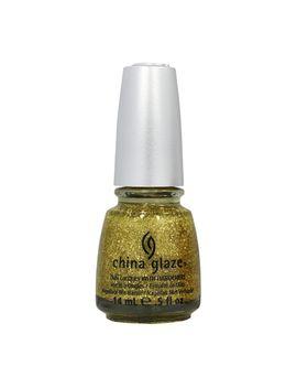 china-glaze-nail-polish-eye-candy-3d-blonde-bombshell-80769-lacquer-5-glitter by china-glaze
