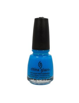 china-glaze-clay-lacquer-quality-nail-polish-isle-see-you-later-dark-blue-81325 by china-glaze