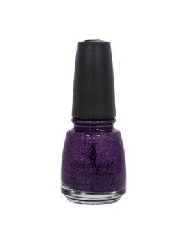 china-glaze-05oz-nail-polish-holiglaze-clay-purple-sparkle-all-wrapped-up-81394 by china-glaze