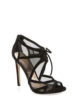 pompei-suede-&-mesh-sandal by sam-edelman