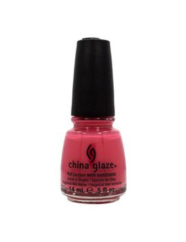 china-glaze-clay-lacquer-avant-garden-collection-life-is-rosy-pink-nail-polish by salon-supply-store