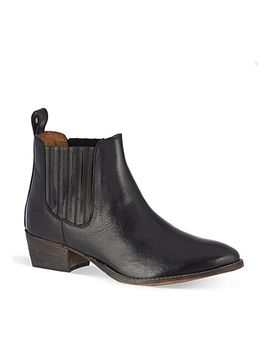 lang-leather-chelsea-boots by kurt-geiger-london