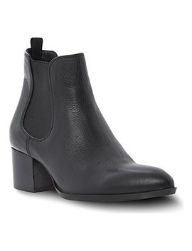 perky-chelsea-boots by dune-black