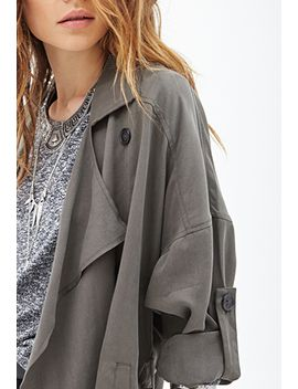 lightweight-trench-coat by forever-21