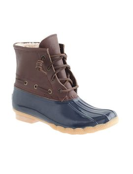 womens-sperry-top-sider®-for-jcrew-saltwater-boots by jcrew