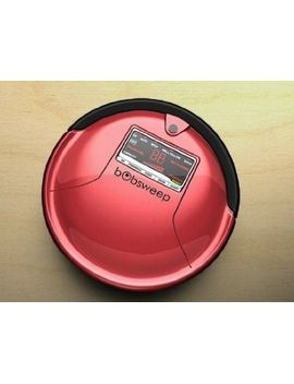 bobsweep-pethair-robotic-vacuum-cleaner-and-mop,-rouge by bobsweep