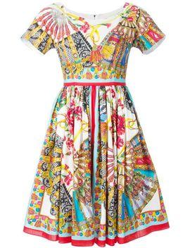 robe-imprimée by dolce-&-gabbana