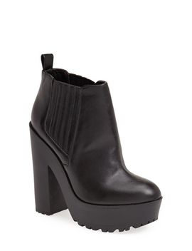 kendall-+-kylie-madden-girl-chicc-platform-bootie by kendall-&-kylie