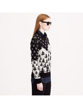 cabin-sweater by jcrew