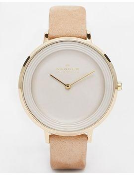 skagen-ditte-refined-brown-watch-skw2215 by skagen