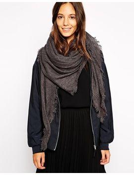 esprit-fine-knit-shawl-scarf by esprit-