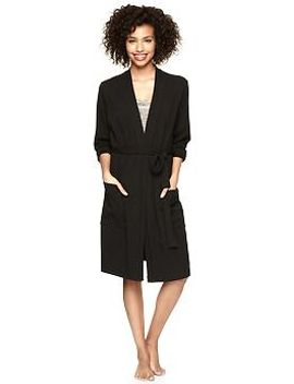 stretch-jersey-short-robe by gap