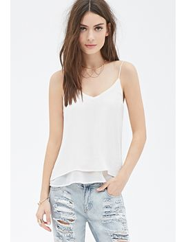 crepe-cami-top by forever-21