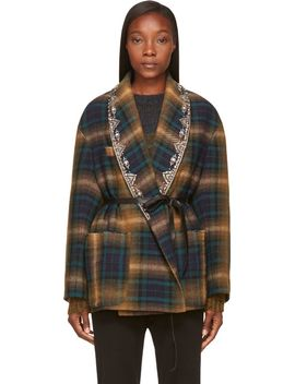 ochre-embellished-milroy-coat by isabel-marant