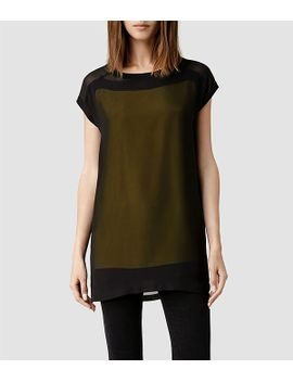 myrthe-top by allsaints
