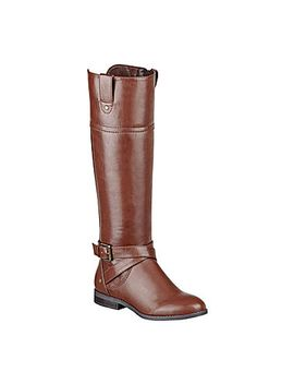 liz-claiborne®-amberly-knee-high-womens-riding-boots by liz-claiborne