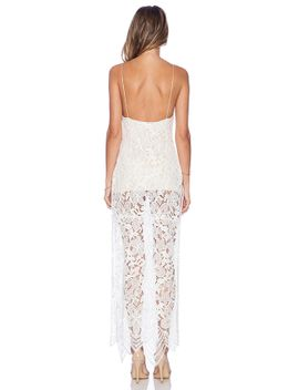 jhene-aiko-for-lovers-+--friends-reflection-maxi-dress by lovers-+-friends