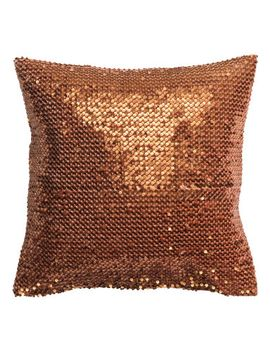 sequined-cushion-cover by h&m