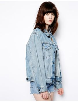 pop-boutique-vintage-denim-jacket by pop-boutique