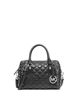 sophie-small-quilted-leather-satchel by michael-kors