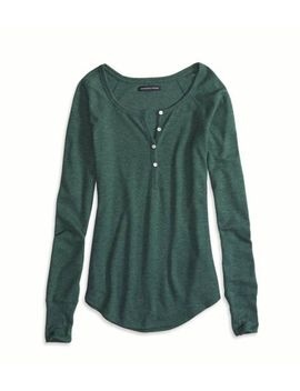 aeo-factory-long-sleeved-henley-thermal by american-eagle-outfitters