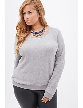 bow-back-sweatshirt by forever-21
