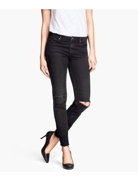 ankle-length-jeans-skinny-fit by h&m