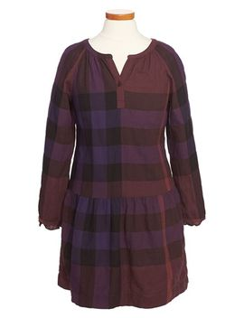 whitnie-drop-waist-dress by burberry