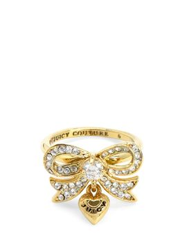 pave-bow-ring by juicy-couture