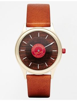 asos-watch-with-moving-record-face by asos