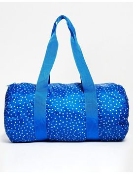 herschel-packable-duffle-bag-in-polka-dot by herschel