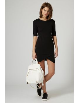 petite-jersey-mini-bodycon-dress by topshop