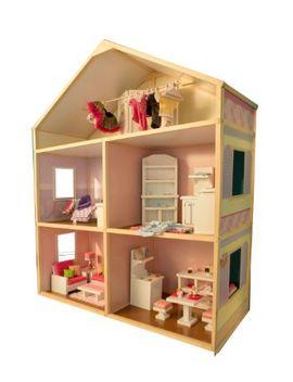 sweet-bungalow-dollhouse by my-girls-dollhouse