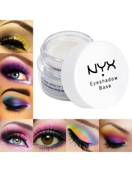 1-nyx-eyeshadow-base-white-primer-esb01-color-crease-free-long-lasting-pots by ebay-seller