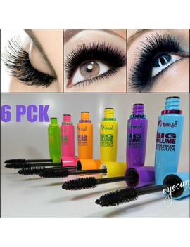 black-waterproof-mascara-eyelash-extension-length-long-curl-eye-lashes-volume by ebay-seller
