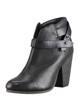 harrow-leather-ankle-boot,-black by rag-&-bone