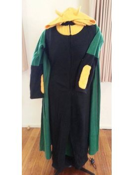 loki-adult-onesie---with-cape! by montyinspace