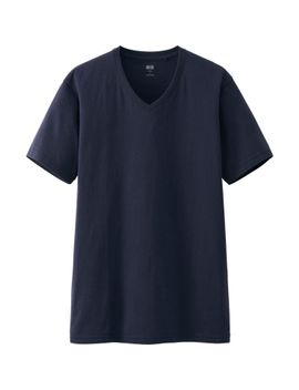 men-supima®-cotton-t-shirt-2-pack by uniqlo