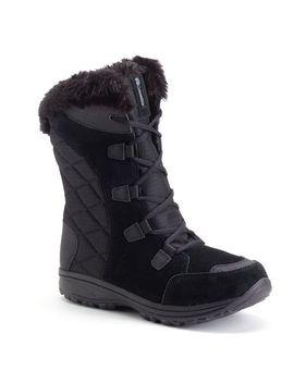columbia-ice-maiden-ii-womens-waterproof-winter-boots by kohls
