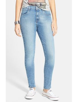 high-waist-skinny-jeans by levis®
