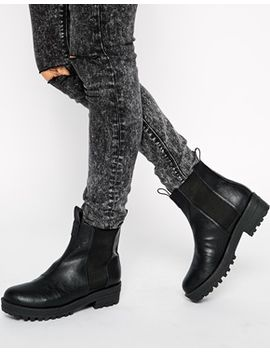 asos-arrest-me-chunky-chelsea-boots by asos-collection